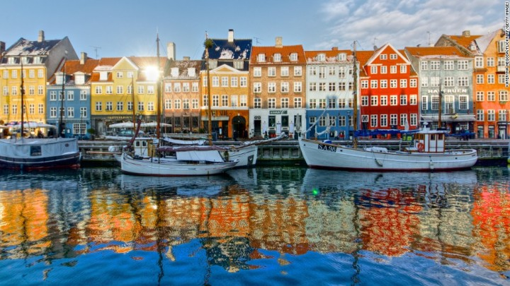 The Capital of Cool: Copenhagen