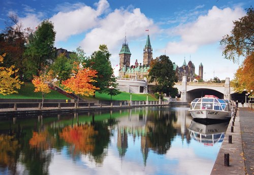 Reasons to Love Autumn in Ottawa