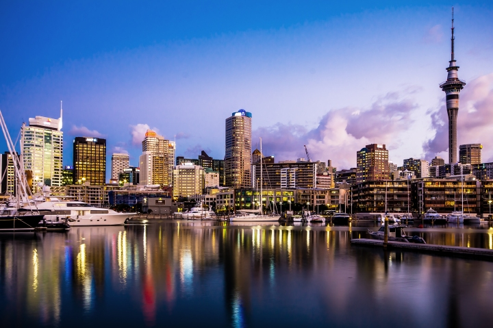 Auckland City Guide