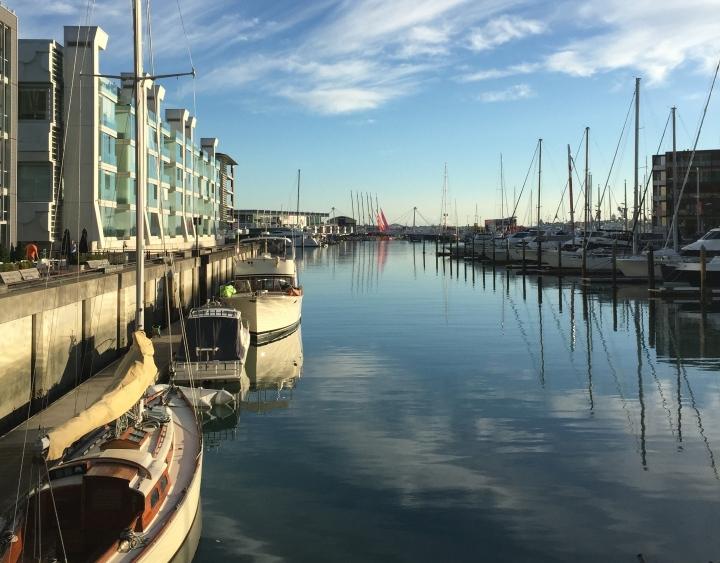Auckland, again!
