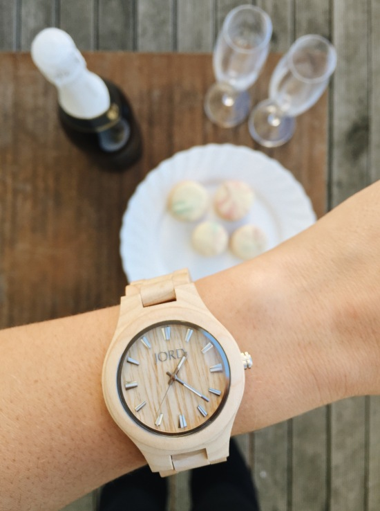 Time to Celebrate | Jord Watches