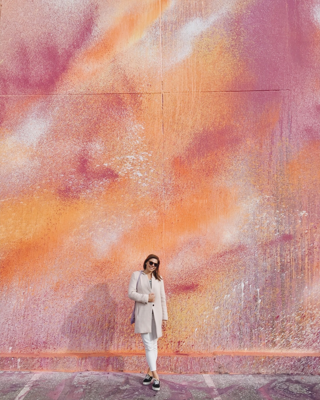 Street art and fashion
