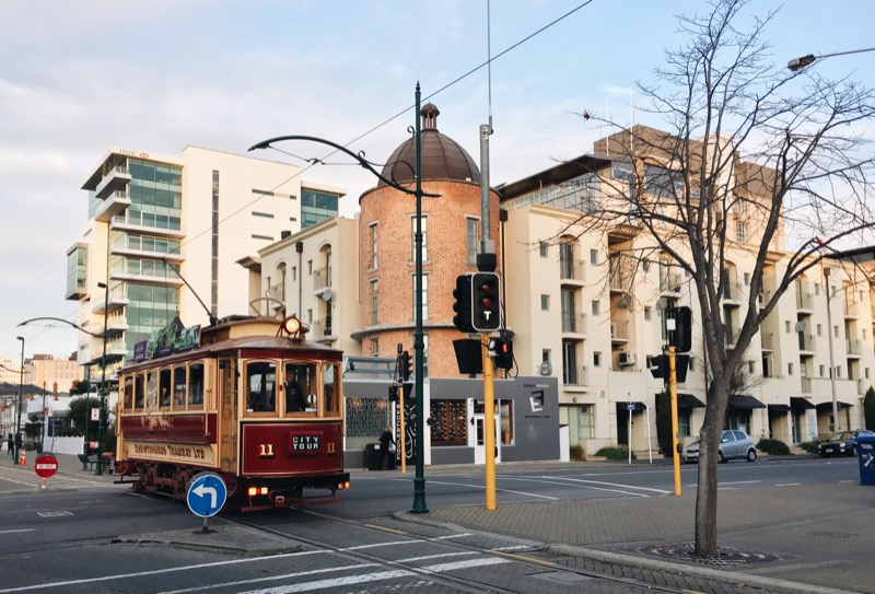 Christchurch City Trams