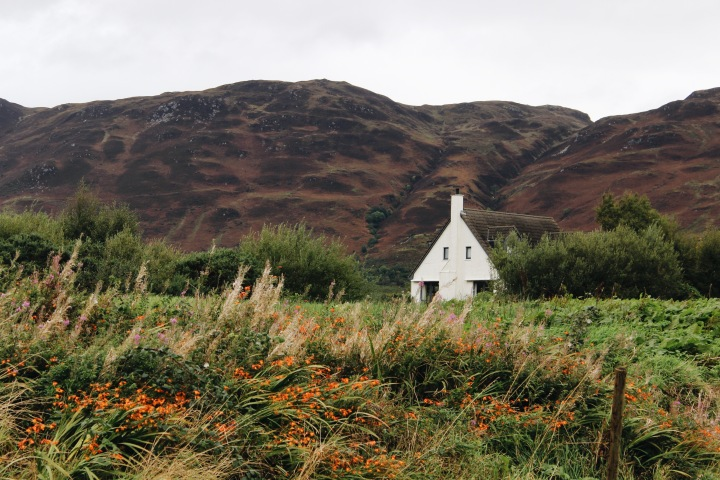 Skye High: Exploring the Highlands with Haggis